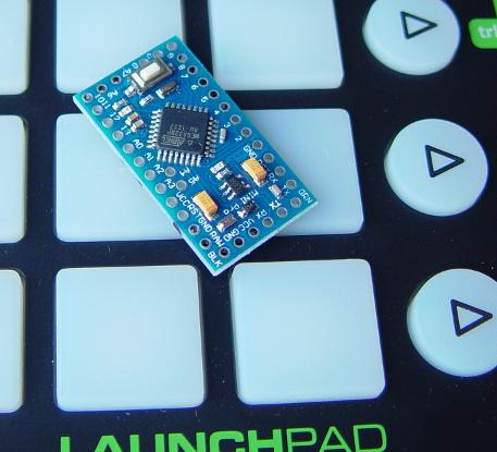 Arduino launchpad
